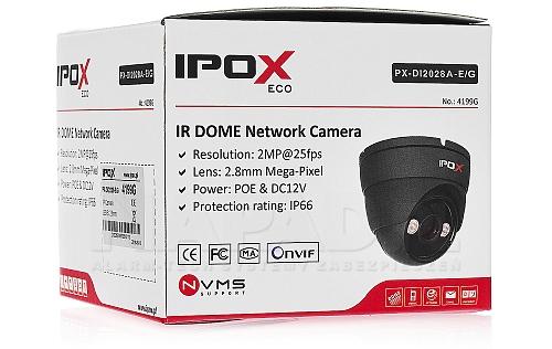 Sieciowa kamera PX-DI2028A-E/G