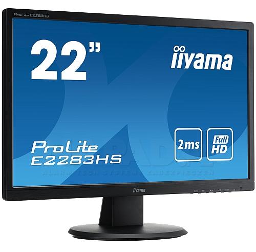 Monitor LED E2283HS-B1 22