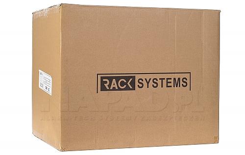 Szafa Rack 19'' 9U 400mm wisząca typu sejf W5409DZ