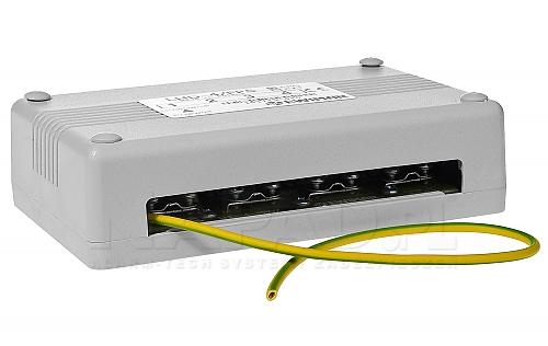 LHD-4-PRO-FPS - Ogranicznik przepięć na koncentryk i skrętkę
