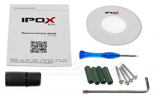 Kamera PX-DVI2003A-E/G w kolorze grafitowym