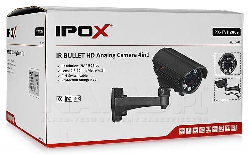 PX-TVH2009 - kamera 4 w 1 IPOX