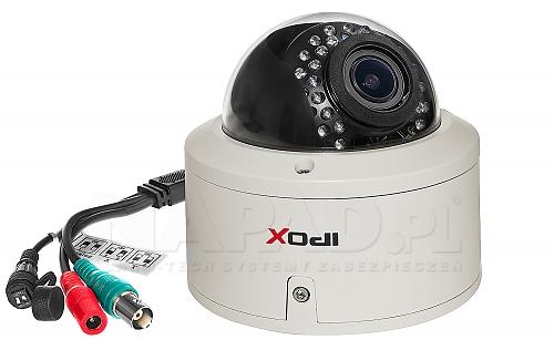 PXDWVH2030 - wandaloodporna kamera Analog HD