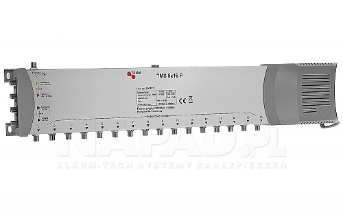 Multiswitch 5/16 TMS-5x16P