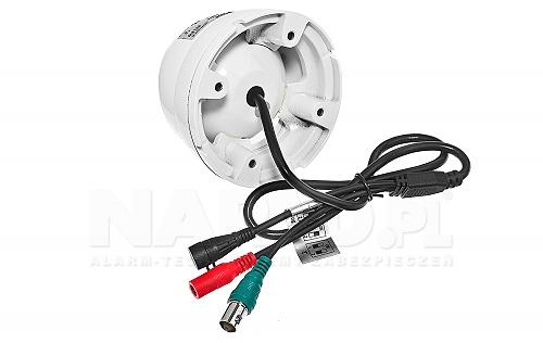 2Mpx kamera IPOX PXDH2028 do pracy w systemach AHD / CVI / TVI / CVBS