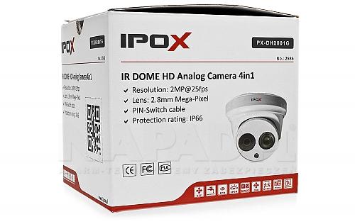 DH2001G - czterosystemowa kamera Full HD
