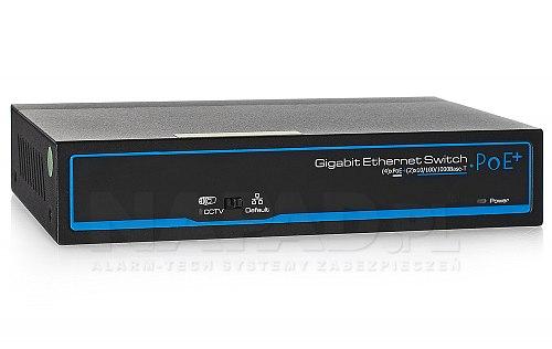 Gigabitowy switch 4-portowy PX-SW4G-TP60-U2G