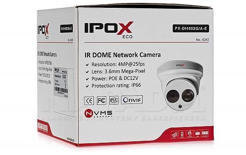 Kamera IP 4Mpx PX-DI4002G/A-E