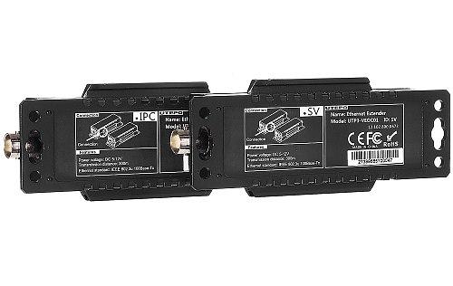 Zestaw transmisji Ethernet po koncentryku PX E301VEOC