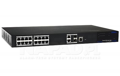 Switch 16-portowy UTP7216E-L2