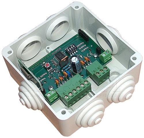 SELW2630MF - odbiornik WIEGAND 26-30 bitów
