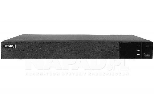Sieciowy rejestrator IPOX PX-NVR1652H