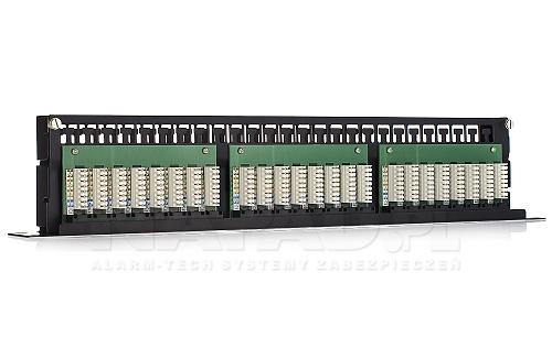 Patch panel 48-portów UTP5e 19