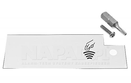 Kaseta domofonowa Miwi Urmet 6025PR2RF RFID