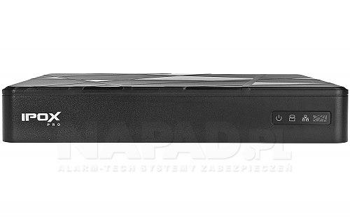 Sieciowy rejestrator IPOX PX-NVR0821E-P8
