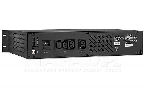 Zasilacz awaryjny EAST UPS 650R RACK