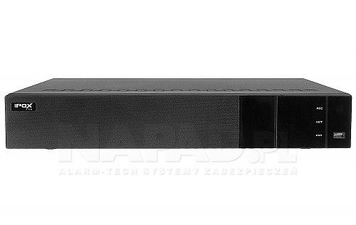 Sieciowy rejestrator IPOX PX-NVR3254H / PX-NVR3254H-16P