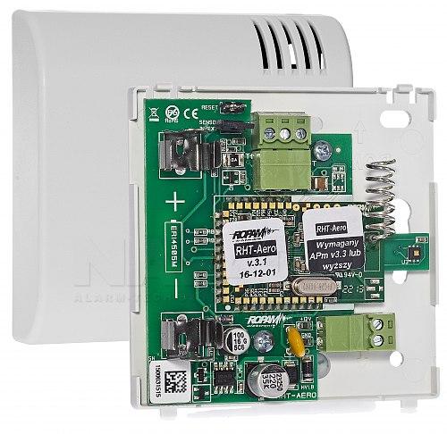 Bezprzewodowy czujnik temperatury i wilgotności RHT-Aero