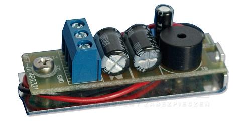 MEZ-01 - Moduł obsługi zamka elektromagnetycznego