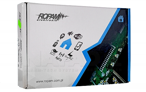 Opakowanie klawiatury dotykowej TK-3 Ropam