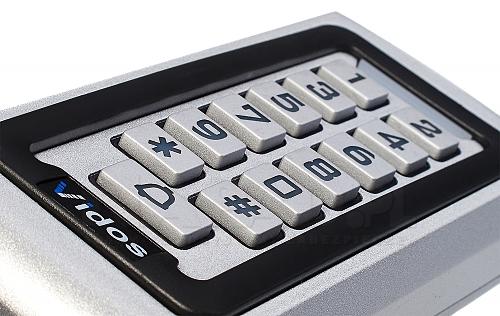 Unikatowe wykonanie klawiatury w zamku ZS-42