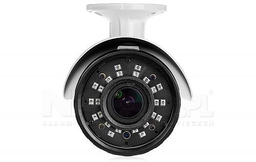Kamera Megapixelowa PX-TVIP2024-E zapewnia skuteczny monitoring w nocy