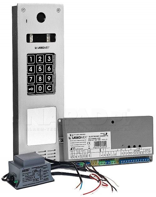 CD3133NR - Cyfrowy system domofonowy