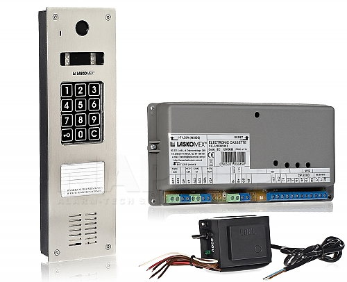 Zestaw domofonowy CD3133NR Laskomex