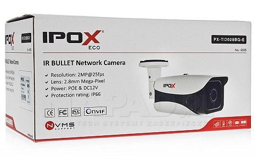 PX-TI2028BG-E - kamera CCTV z obiektywem 2.8 mm
