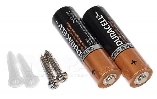 Akcesoria dostępne wraz z czujką dymu ST625