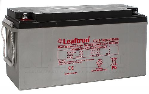 Akumulator Leaftron LTL 12V 150Ah