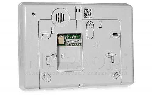 RPKELPWT000A - klawiatura dotykowa z czytnikiem RFID