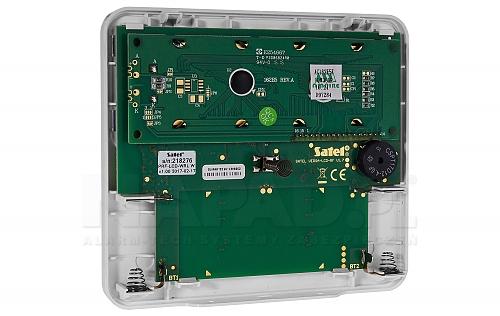 Elektronika bezprzewodowego manipulatora PRF-LCD-WRL