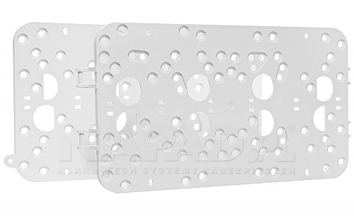 OMI-5 PI Komplet plastikowych wkładek i słupków