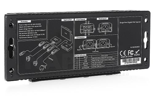 Konwerter zasilania PoE UTP-7201-GE-PSE30