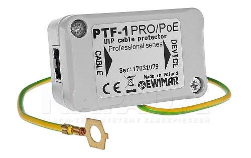 Zabezpieczenie LAN PTF-1-PRO