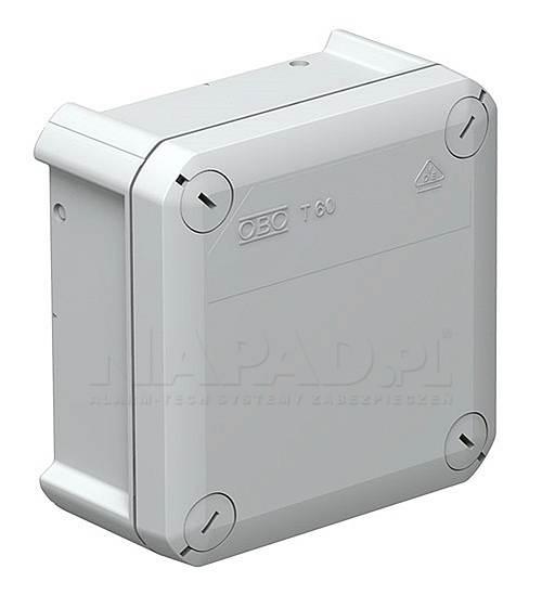 Zabezpieczenie IP BOX PTF-1-EXT/PoE
