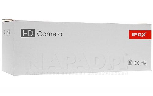 TZIP4048AS-P - opakowanie kamery sieciowej IPOX
