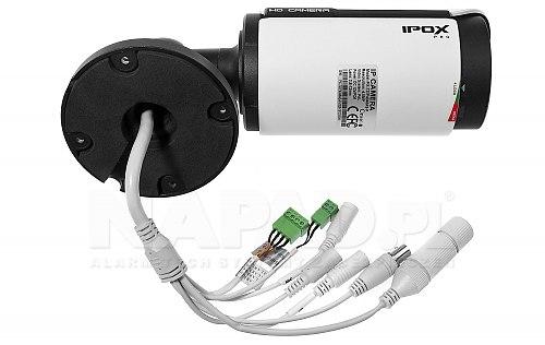 IPOX PX-TZIP4048AS-P - przewody wyjściowe kamery