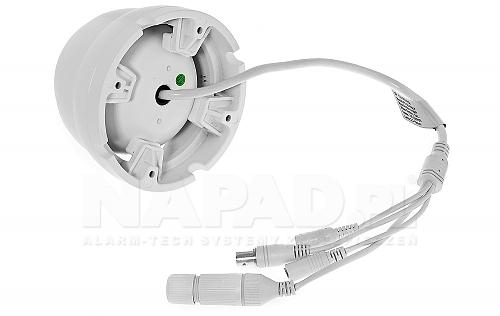 Kamera IP PXDZI4002P z wejściem mikrofonowym i wyjściem CVBS