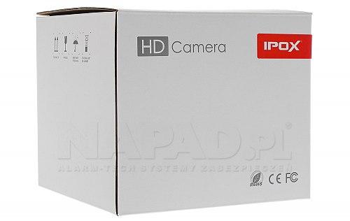 Kamera sieciowa DZI4002-P z oświetlaczem IR
