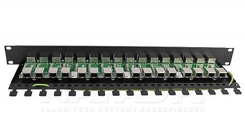Zabezpieczenie LAN PTF16R-ECO/PoE /  PTF16R-EXT/PoE