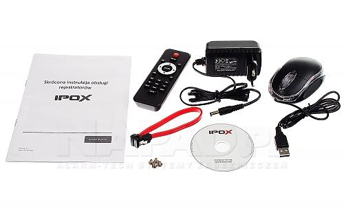 PXNVR0451H - akcesoria w zestawie
