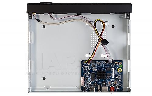 PX NVR0451H - rejestrator IP z wyjściem HDMI 4K i obsługą dysków 10TB