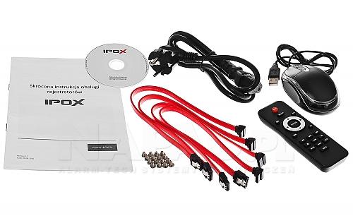 PXHDR3224H - akcesoria dostępne wraz z rejestratorem