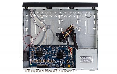 Czterodyskowy DVR PX-HDR3224H o łącznej pojemności HDD 40TB