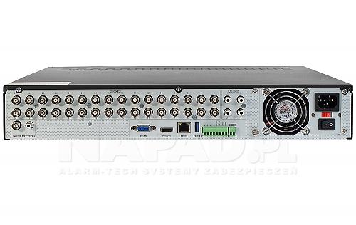 PX-HDR3224H - wielosystemowy rejestrator do monitoringu