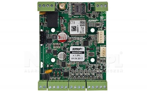 moduł powiadomień i sterowania GSM BasicGSM-2