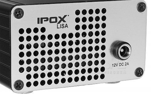 System strumieniowania IPOX LISA