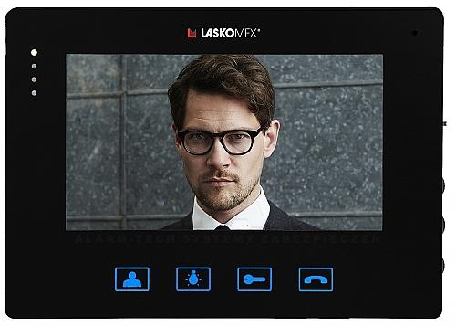 Monitor czarny MVC 8150 Laskomex